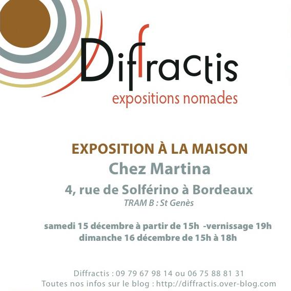 Exposition Diffractis Bordeaux