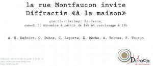 Exposition rue Monfaucon