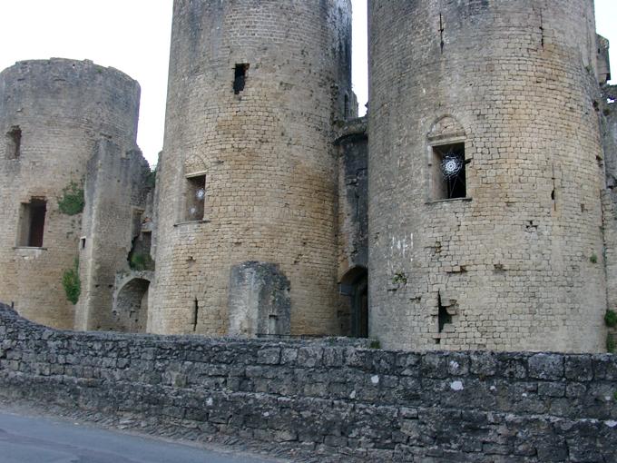 Château de Villandraut 2008